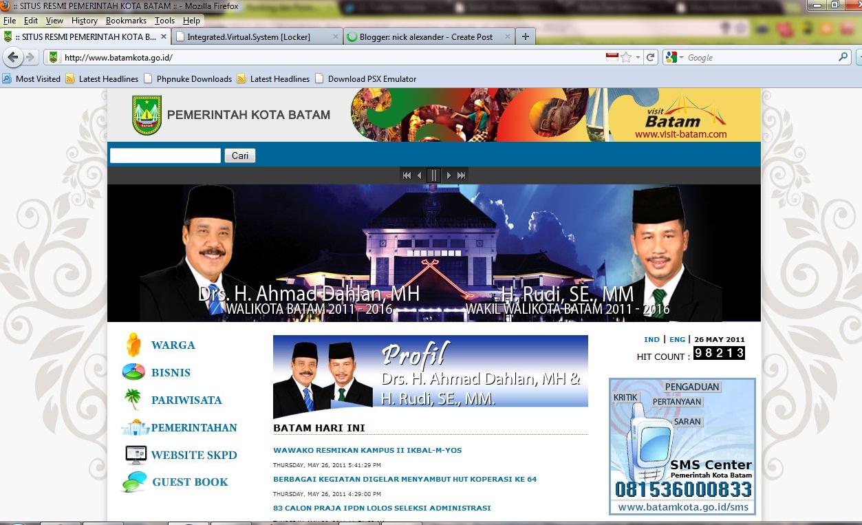jasa pembuatan website pemerintahan indonesia  AjakOnline, ajak online, Jasa Pembuatan Website