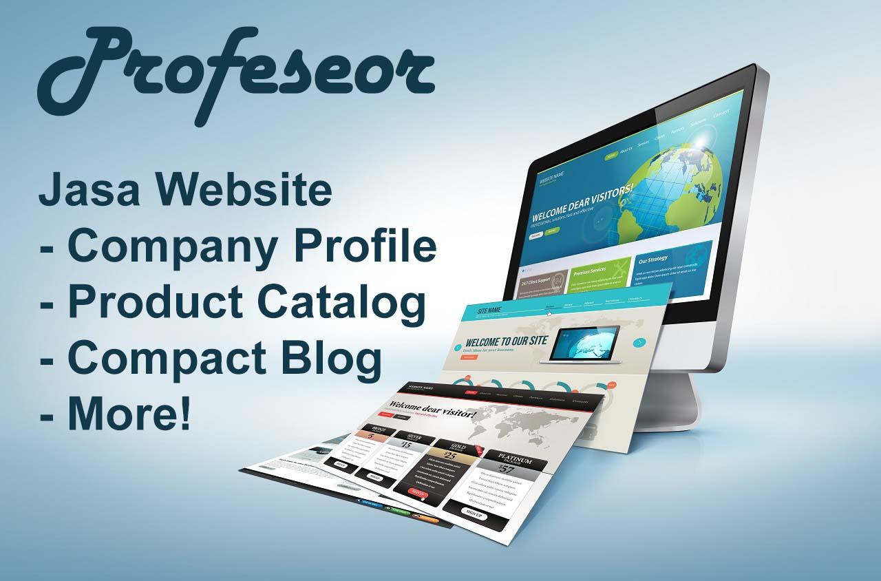 jasa pembuatan website di halmahera timur