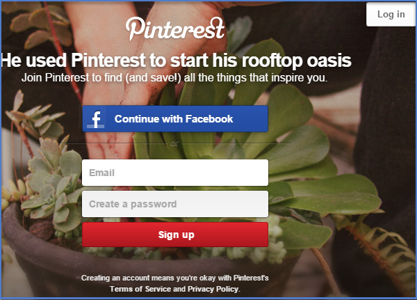 Menggunakan Pinterest untuk Bisnis