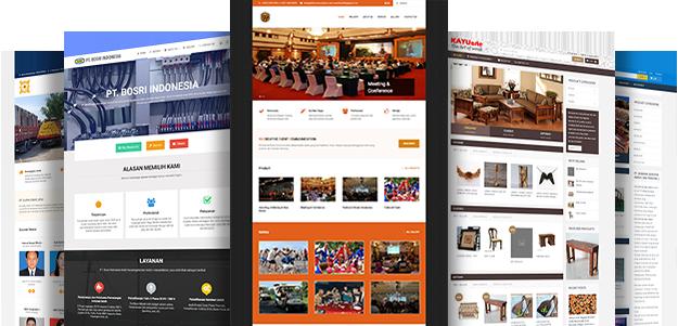 Company-Website